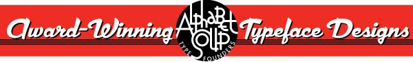 Alphabet Soup Type Founders