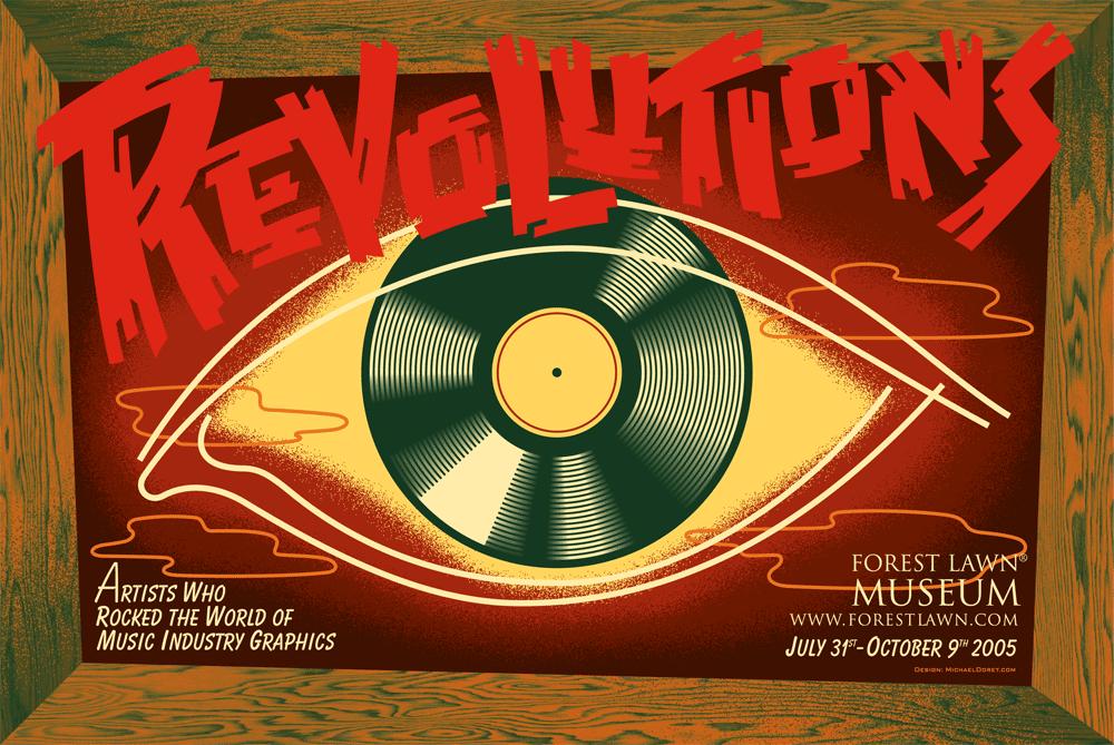 Revolutions Poster -2005